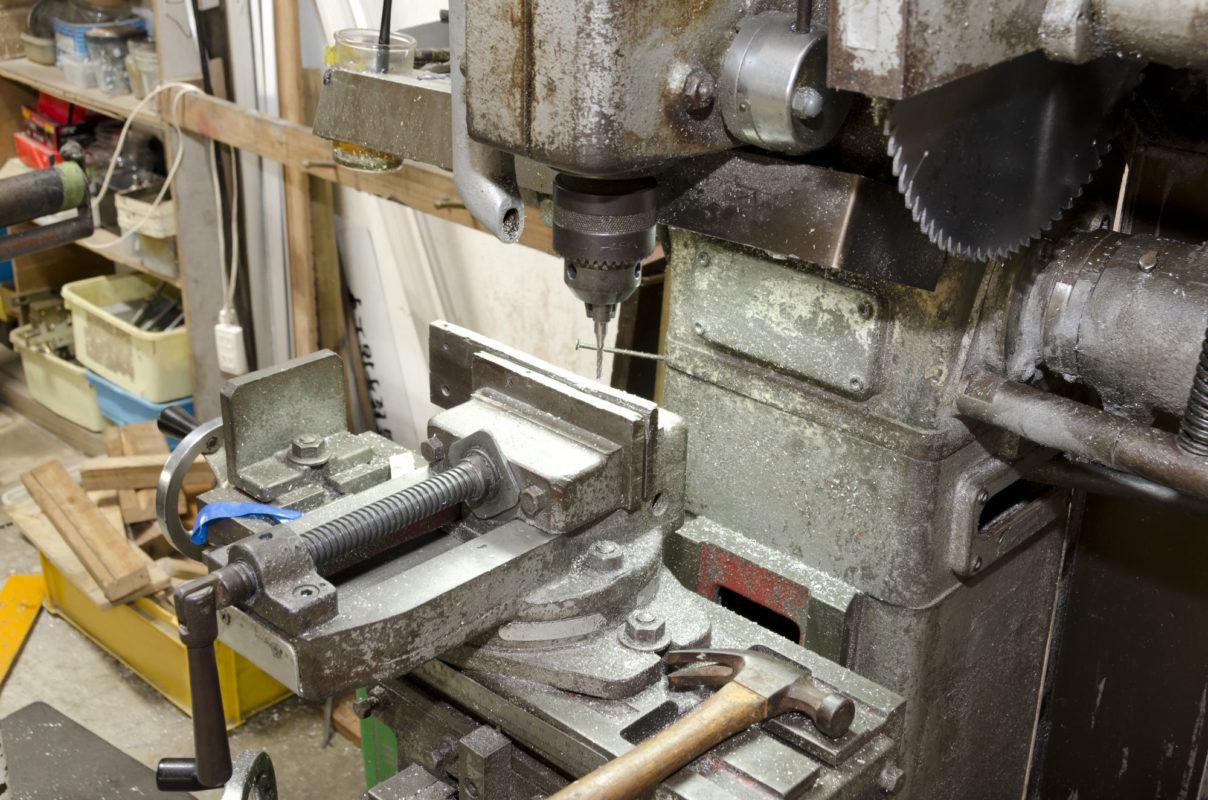 Ankauf von Werkzeugmaschinen