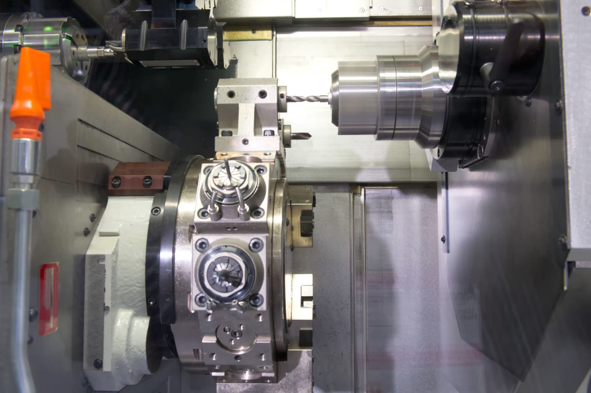 Verkauf von Werkzeugmaschinen